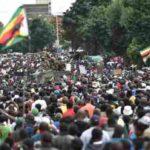 Population Zimbabwe 2020