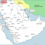 Les tribus nomades d'Arabie