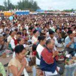 Population du Laos 2020